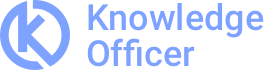 The Knowledge Officer Blog